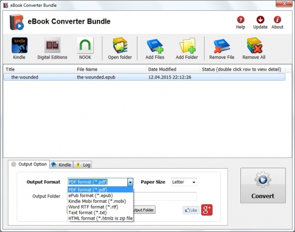 eBook Converter Bundle 3.20.905.430 + patch [На английском]