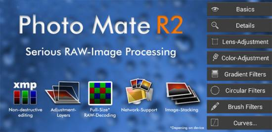 Photo Mate R2 4.1.2 - графический редактор для android