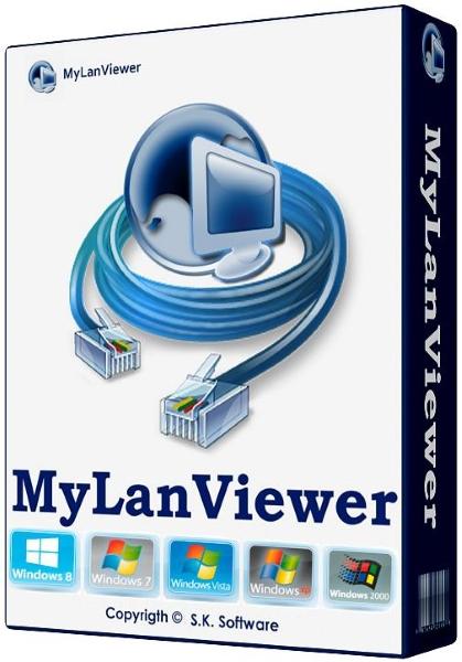 MyLanViewer 4.19.1 + crack [Русификатор]