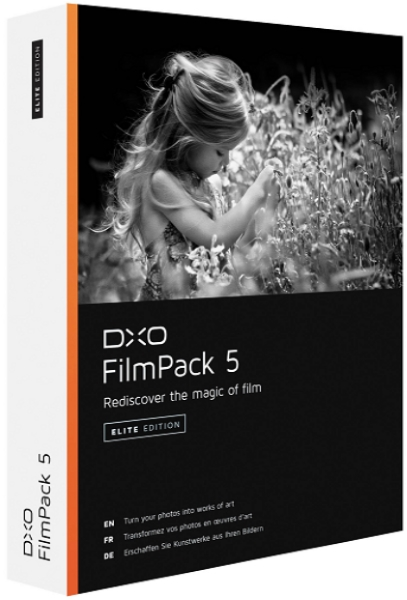 DxO FilmPack Elite 5.5.22 Build 592 + cracked (2019) ENG