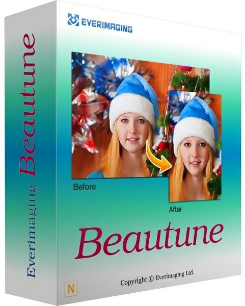 Everimaging Beautune 1.0.4.107 Portable (2015) ENG