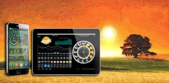 eWeather HD, Radar HD, Alerts 5.6.3 - прогноз погоды для android