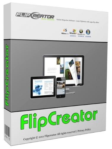 FlipCreator 5.0.0.8 + ключ [Русификатор]