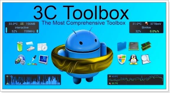 3C Toolbox Pro 1.8.5 [Русская версия]
