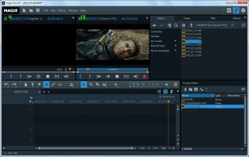 MAGIX Video Pro X11 17.0.3.63 + crack [Русские/Английские версии]