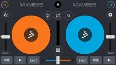 Cross DJ Pro 2.3.5 - микширование музыки на android