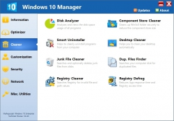 Windows 10 Manager 3.0.6 Final + patch [На русском]