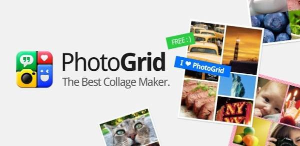 Photo Grid Collage Maker Premium 5.182 [На русском]