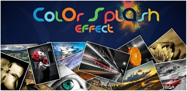 Color Splash Effect Pro 1.8.4 [На русском]