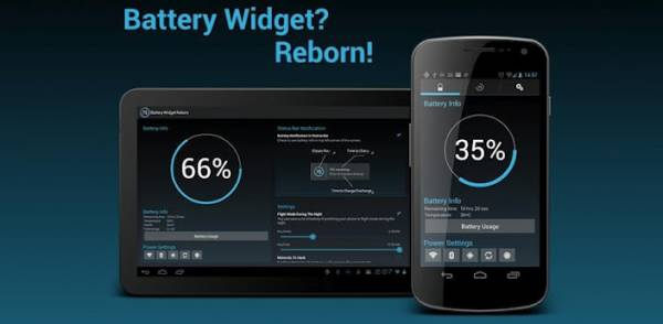 Battery Widget Reborn Pro 2.2.6 [На русском]