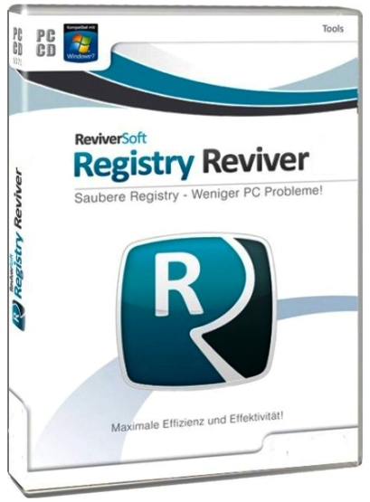 ReviverSoft Registry Reviver 4.20.1.8 + crack [На русском]