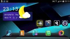 Next Launcher 3D Shell 3.7.3.1 build 160 [Русская версия]