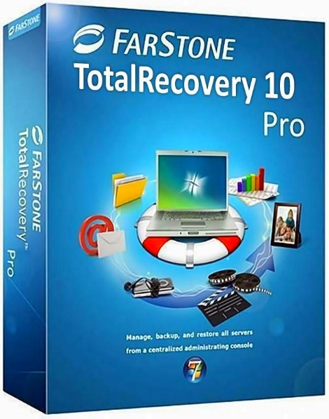 FarStone TotalRecovery Pro 11.0.3 Build 20161111 + ключ (2018) ENG