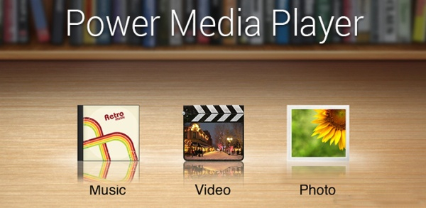 Power Media Player Pro 5.4.5 [Русская версия]