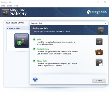 Steganos Privacy Suite 19.0.2 Revision 12306 + keygen (2018) ENG