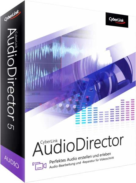 CyberLink AudioDirector Ultra 8.0.2817.0 + cracked [Русификатор]