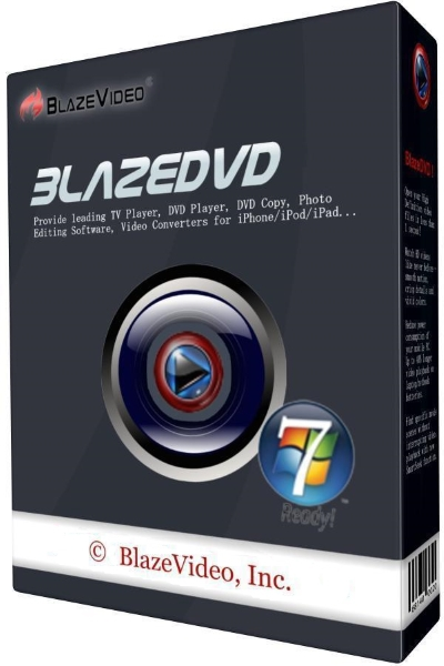 BlazeDVD Professional 7.0.2.0 + cracked [На русском]