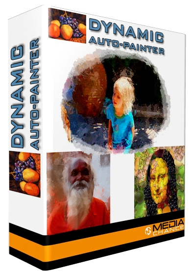 MediaChance Dynamic Auto Painter Pro 5.2 + ключ (2017) ENG