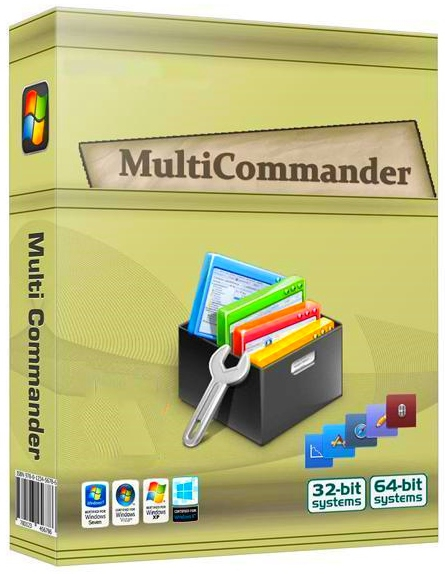 Multi Commander 7.3.0 Build 2360 Final + Portable [На русском]