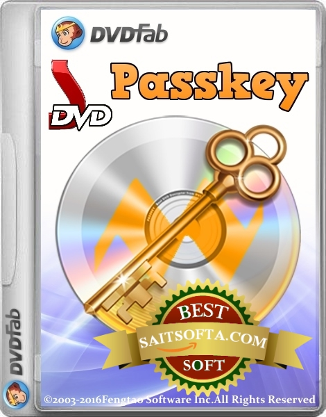DVDFab Passkey 9.2.1.7 Final + crack [На русском]