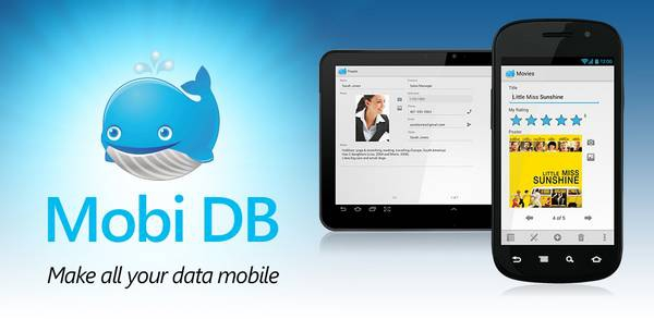 MobiDB Database Designer Pro 5.0.3.221 [На русском]