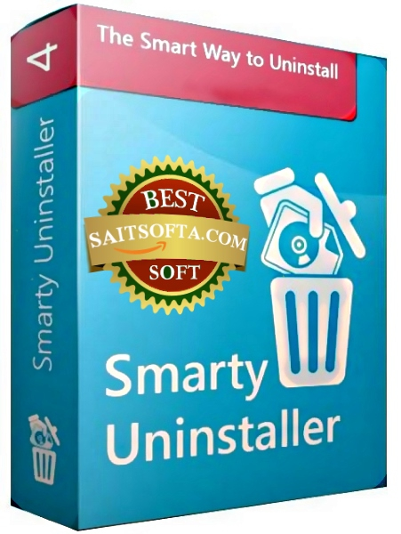 Smarty Uninstaller 4.8.0 Final + cracked [На русском]