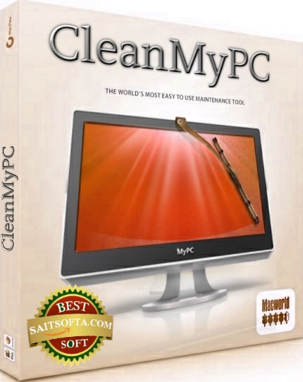 MacPaw CleanMyPC 1.10.6.2044 + cracked [На русском]