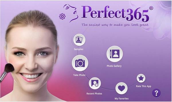 Perfect365 One Tap Makeover 5.17.10 [На русском]