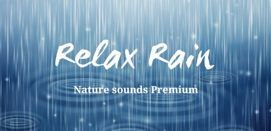 Relax Rain Nature Sounds Premium 4.0.4 [На русском]