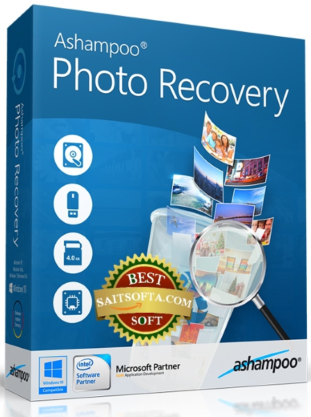 Ashampoo Photo Recovery 1.0.5.234 Final + cracked [На русском]