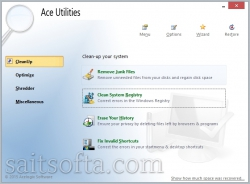 Ace Utilities 6.4.0 Build 295 + keygen (2018) ENG