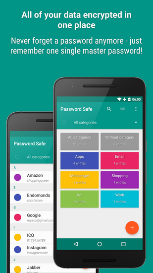 Password Safe Pro 4.2.3 [На русском]