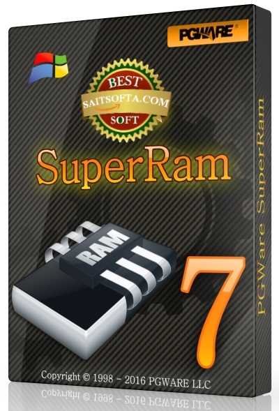 PGWare SuperRam 7.4.11.2016 + patch (2016) ENG