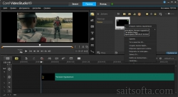 Corel VideoStudio Pro X9 19.3.0.18 SP3 + keygen and content [Русификатор]