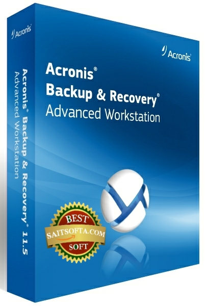 Acronis Backup Advanced Workstation / Server 11.7.44421 + BootCD [На русском]