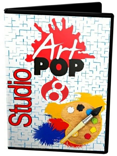Pop Art Studio 9.0 Batch Edition + keymaker [На русском]