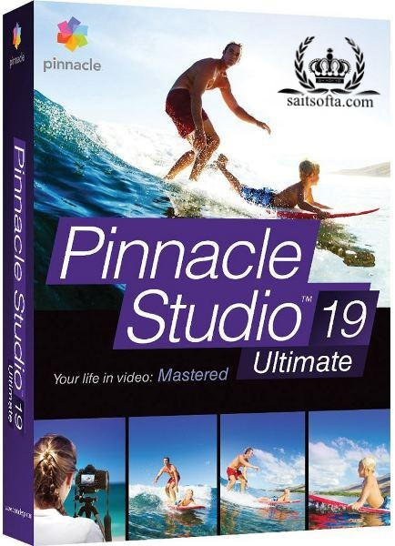 Pinnacle Studio Ultimate 19.5.0.373 + Content / keygen [На русском]