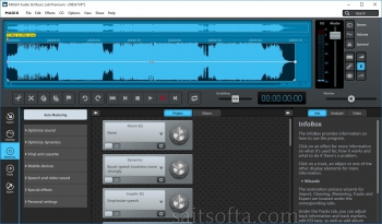 MAGIX Audio & Music Lab 2017 Premium 22.0.1.22 00 + crack (2016) ENG