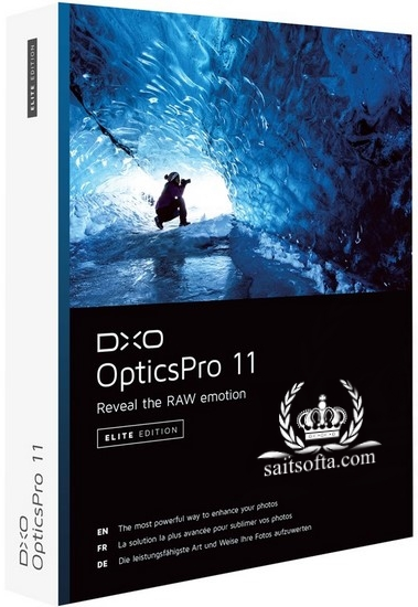 DxO Optics Pro 11.4.2 Build 12373 Elite + patch (2017) ENG
