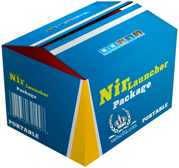 NirLauncher Package 1.23.22 Portable [На русском]