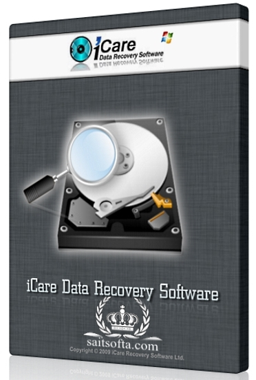 iCare Data Recovery Pro 8.1.9.8 + keygen (2018) ENG