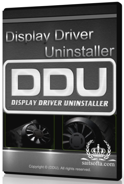 Display Driver Uninstaller 18.0.1.3 Final Portable [На русском]