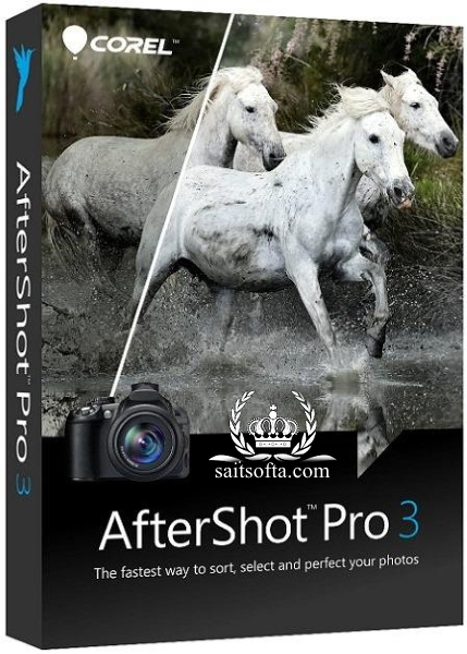 Corel AfterShot Pro 3.7.0.446 + ключ [Русские/Английские версии]