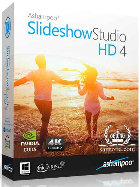 Ashampoo Slideshow Studio HD 4.0.9.3 Final +  Patch [На русском]