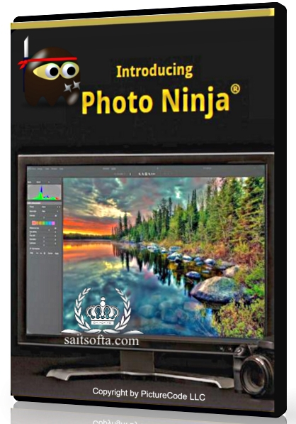 PictureCode Photo Ninja 1.3.8 + cracked (2019) ENG