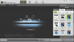 iSkysoft iMedia Converter Deluxe 10.3.0.179 Final + cracked [Русские/Английские версии]