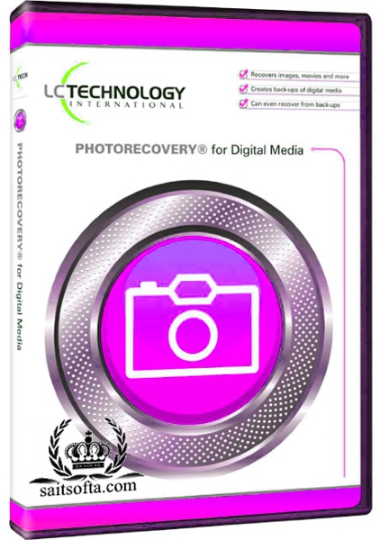 LC Technology PHOTORECOVERY Professional 2019 5.1.9.6 + keygen [На русском]