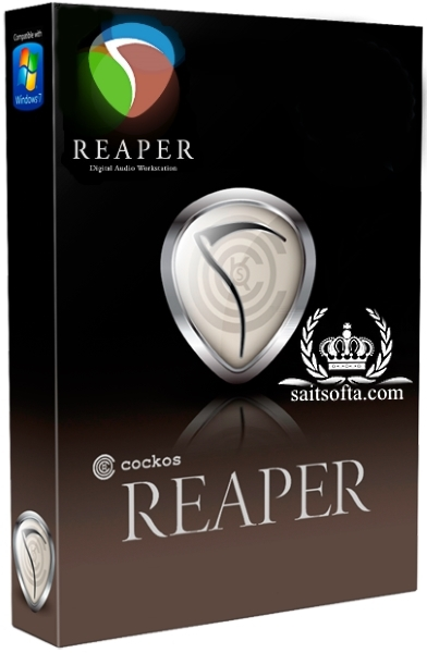 Cockos REAPER 6.04 + patch [Русификатор] + Portable