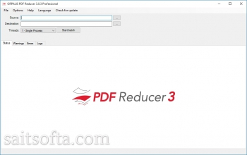 ORPALIS PDF Reducer Professional 3.0.27 + patch (2018) ENG