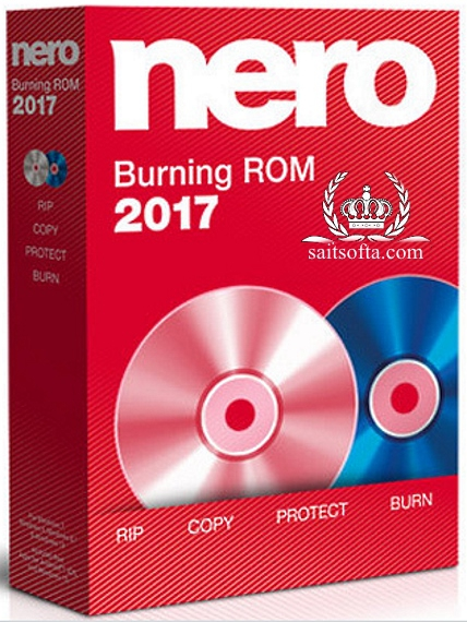 Nero Burning ROM 2017 18.0.01300 + patch [На русском] + RePack